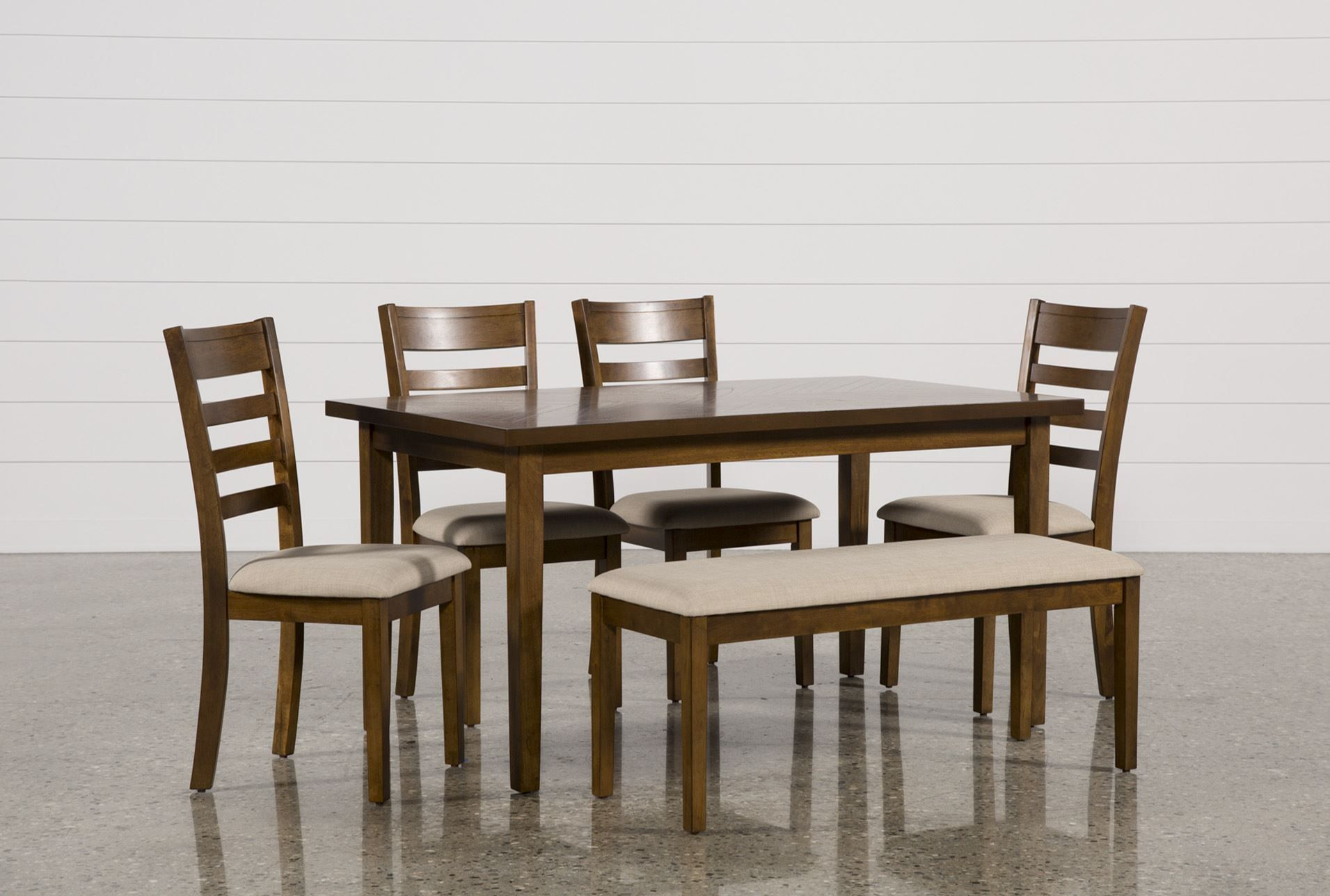 Patterson 6 Piece Dining Set  Living Spaces Dining Sets And Amusing Living Spaces Dining Room Inspiration