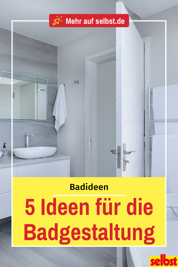 Badideen Selbst De Bader Ideen Wc Renovieren Badezimmer Planen