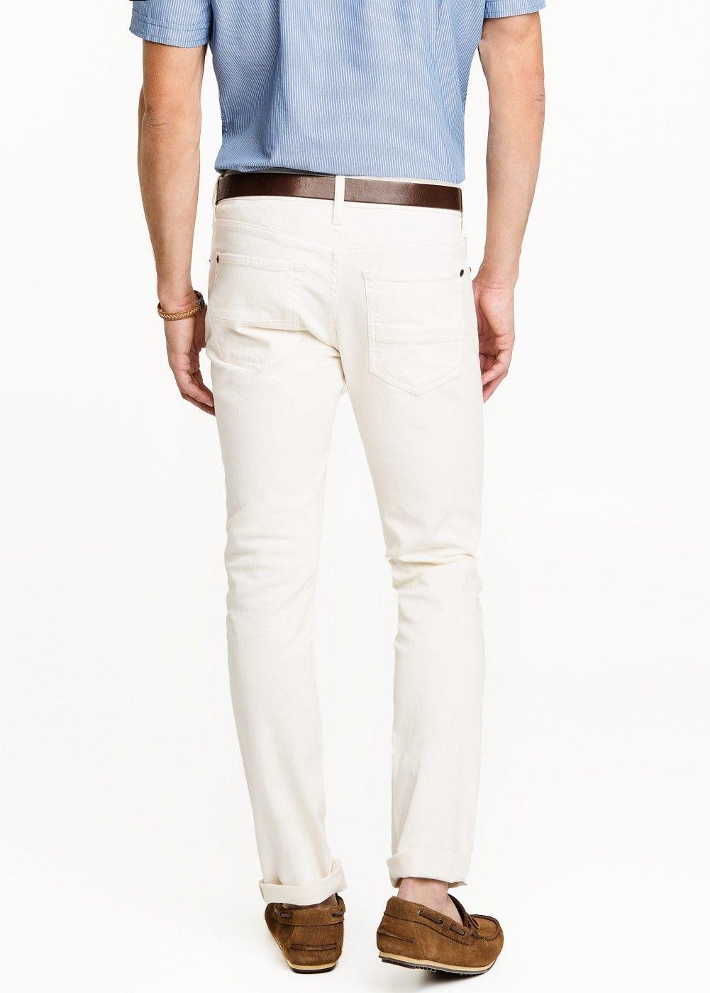 a9f786a2d5 Jeans tim slim-fit crudos - 2