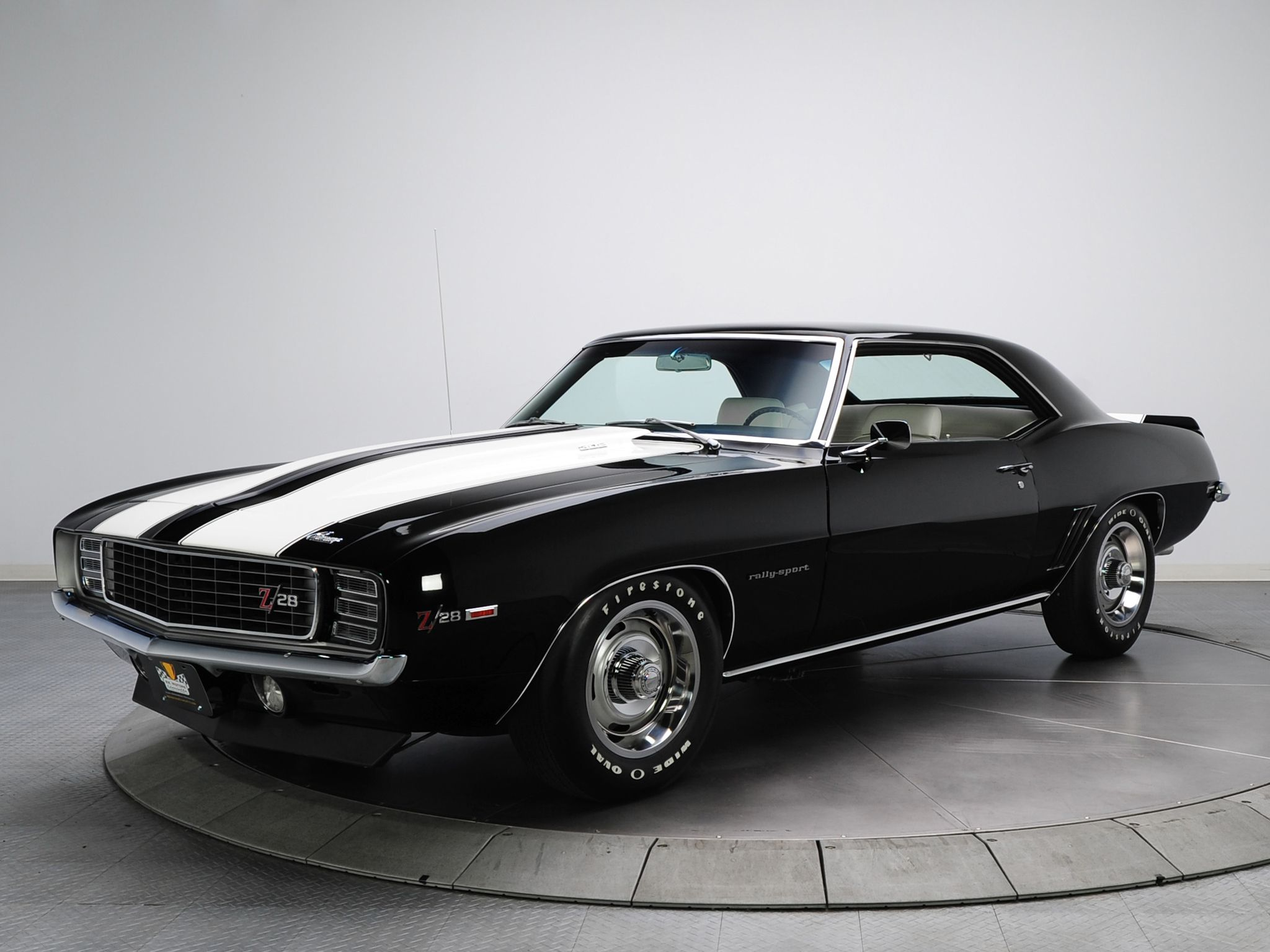 Chevy Camaro Classic Cars Hd Desktop Wallpaper Widescreen