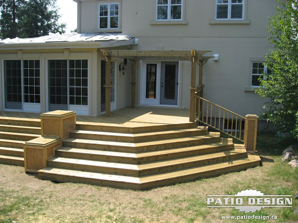 Best Back Porch Designs Patio Realise Par Patio Design Inc 400 x 300
