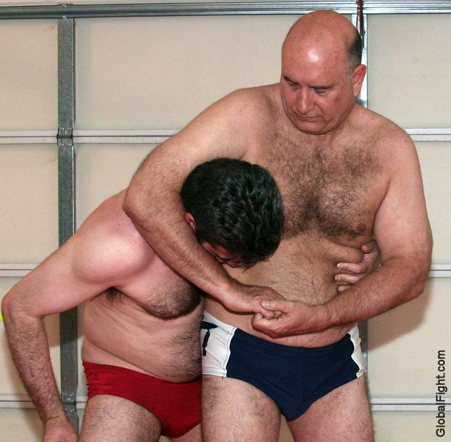 hot gay bears wrestling sex