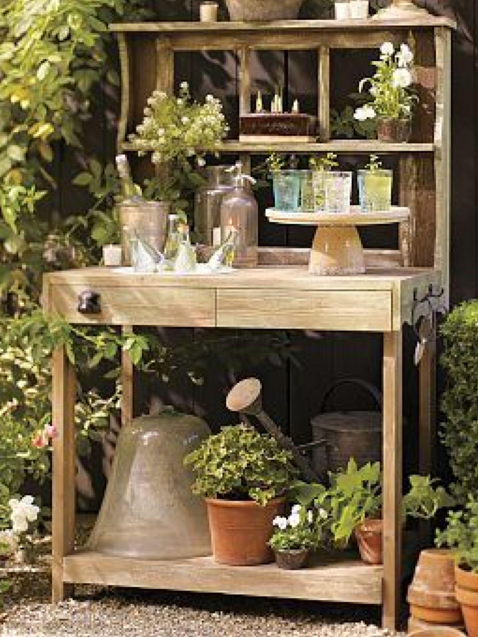 Bar jardín | Ann\'s Ideas | Pinterest | Bar, Jardín y Hogar