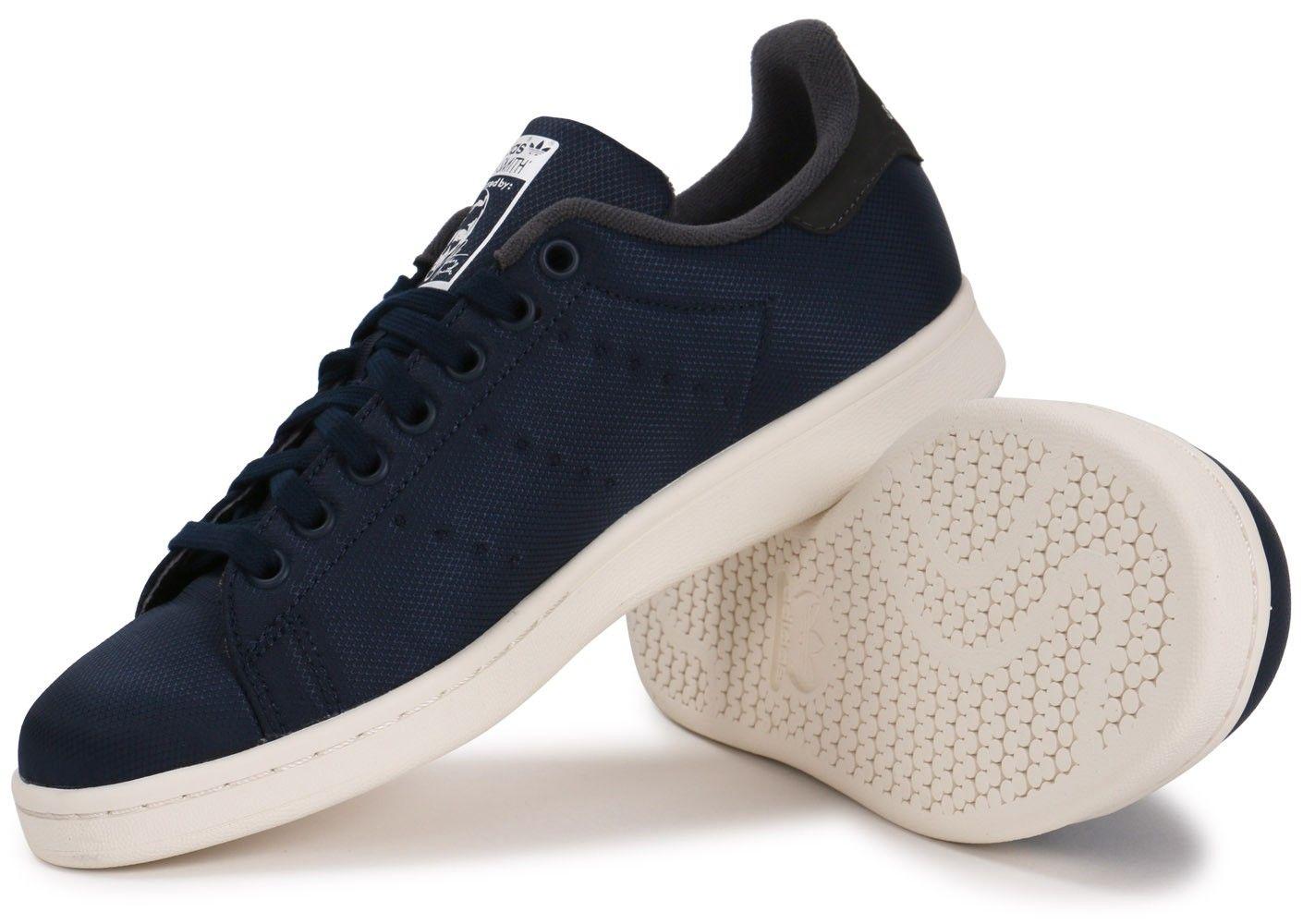 chaussure adidas stan smith bleu marine