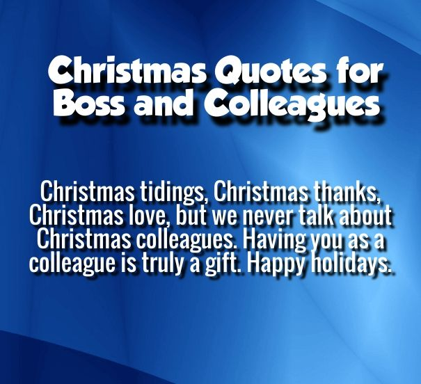 christmas messages for colleagues in the office | Merry Christmas ...