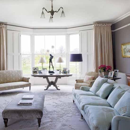 Formal Living Room Furniture Ideas: Formal Traditional Living Room
