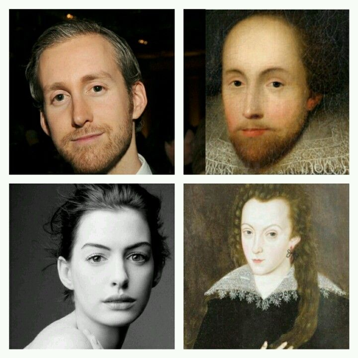 ผลการค้นหารูปภาพสำหรับ anne hathaway and william shakespeare picture