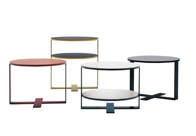 B B Italia Eileen Tables Tables De Salon De Service Mobilier Contemporain Montreal Kleiner Tisch Ideen Wohnzimmertische Haus Zubehor