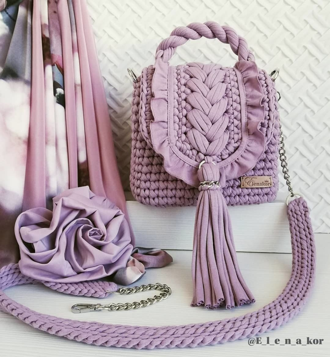 Crochet Bag Pattern Is A Stunner – Page 9 of 24