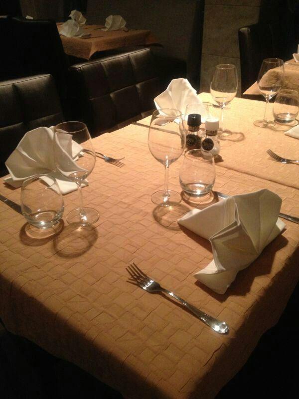 A la Carte table #restaurant #dinner #food #cuisine #hotel #amsterdam #netherlands #nederland #chef #delicious