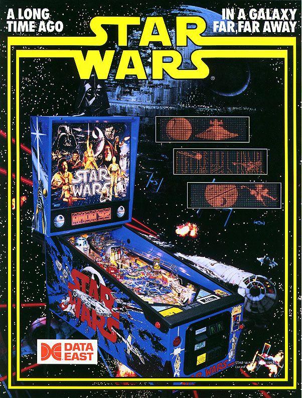 Pinball Machines - Star Wars Pinball Machine - The Pinball Company