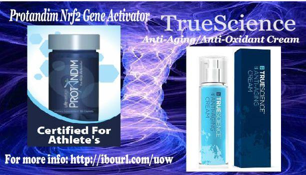 Protandim Nrf2 & TrueScience Anti-Aging Cream Blog  http://nrf2geneactivator.wordpress.com