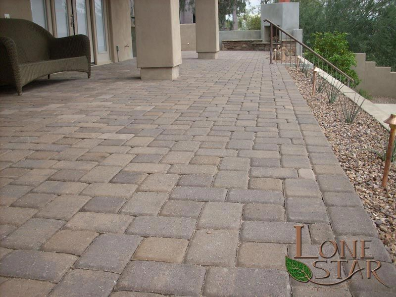 Belgard Sierra Blend Cambridge Cobble Pavers In Fountain Hills Az Www Lonestaraz