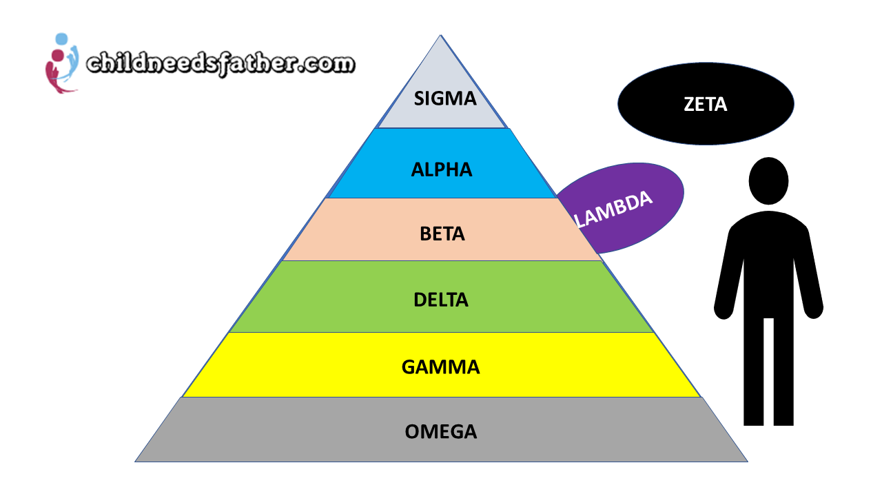 Male Social Hierarchy Childneedsfather Com Another Theory Bound To Fuel The Critics Sigma Male Different Personality Types Personality Types