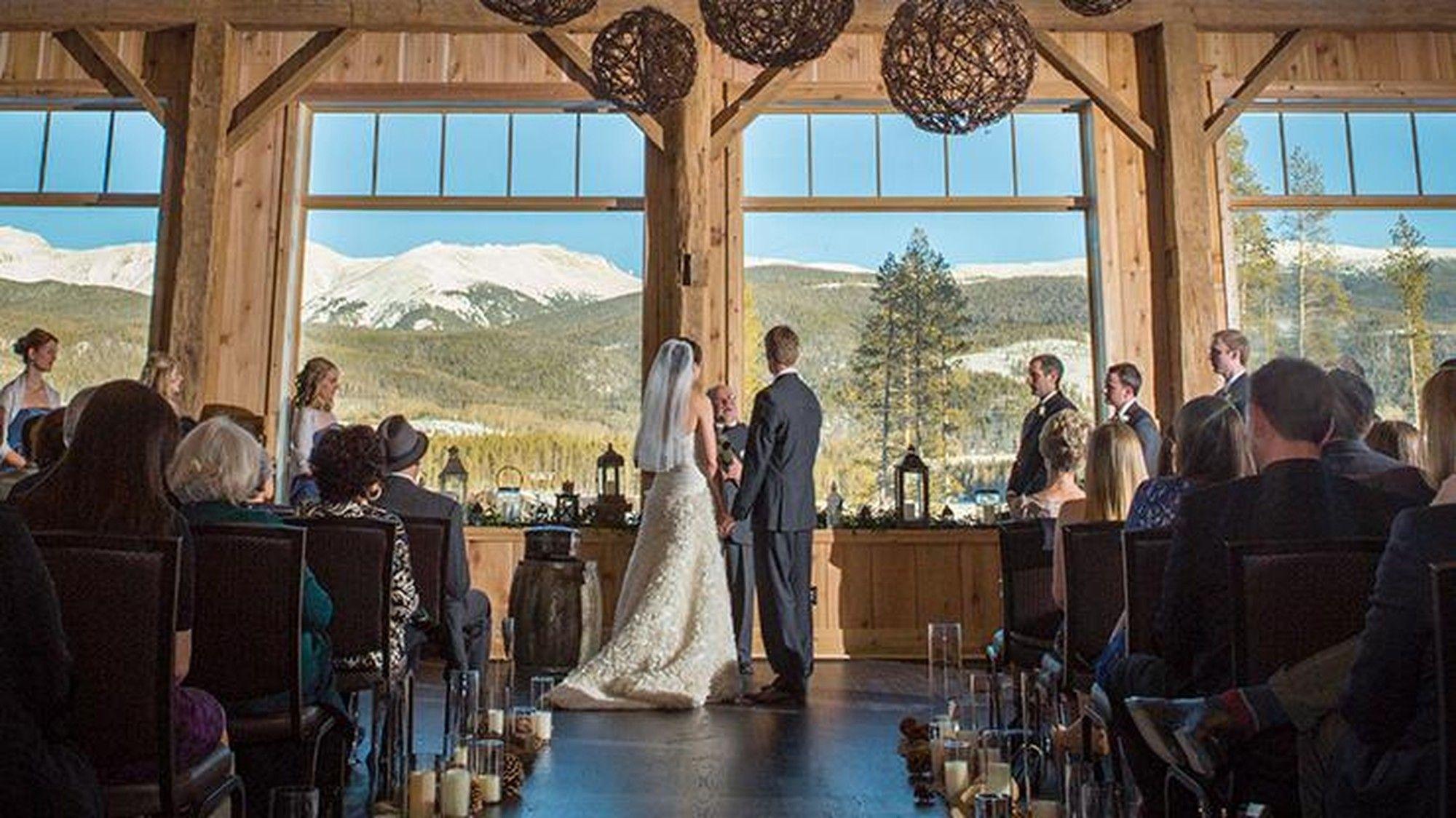 Colorado Event + Wedding Venues Colorado mountain