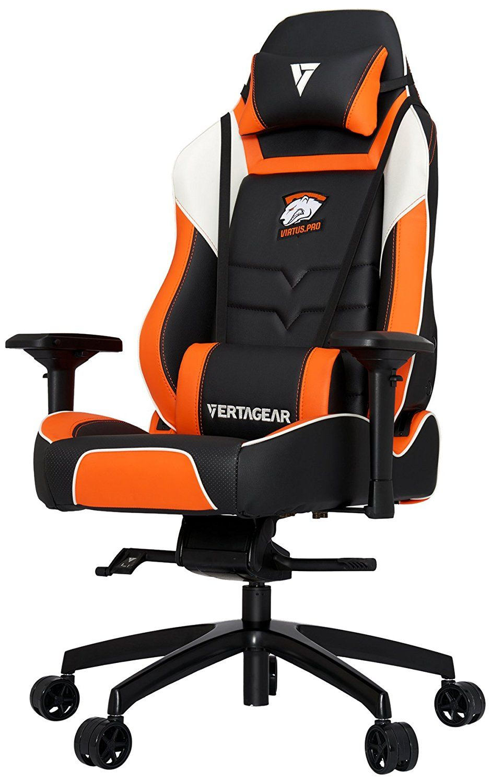 Vertagear pline gaming chair xlarge blackorange price