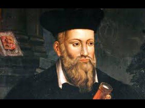 Nostradamus Mission By Dan Berghoff Music Jad Mehanna Nostradamus Predictions Historical Figures History