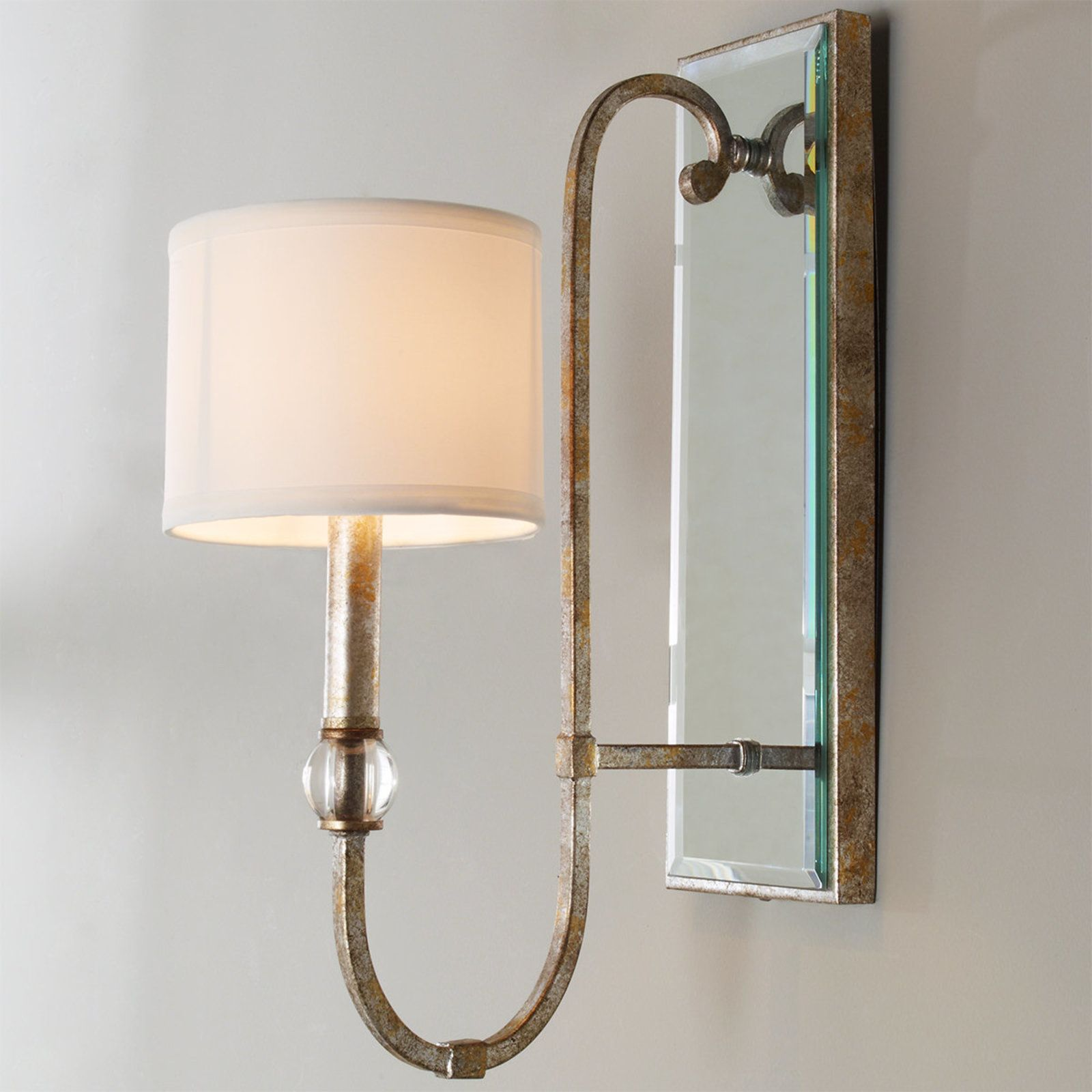 Classic Traditions Crystal Sconce Crystal Sconce Sconces Crystal Wall Sconces
