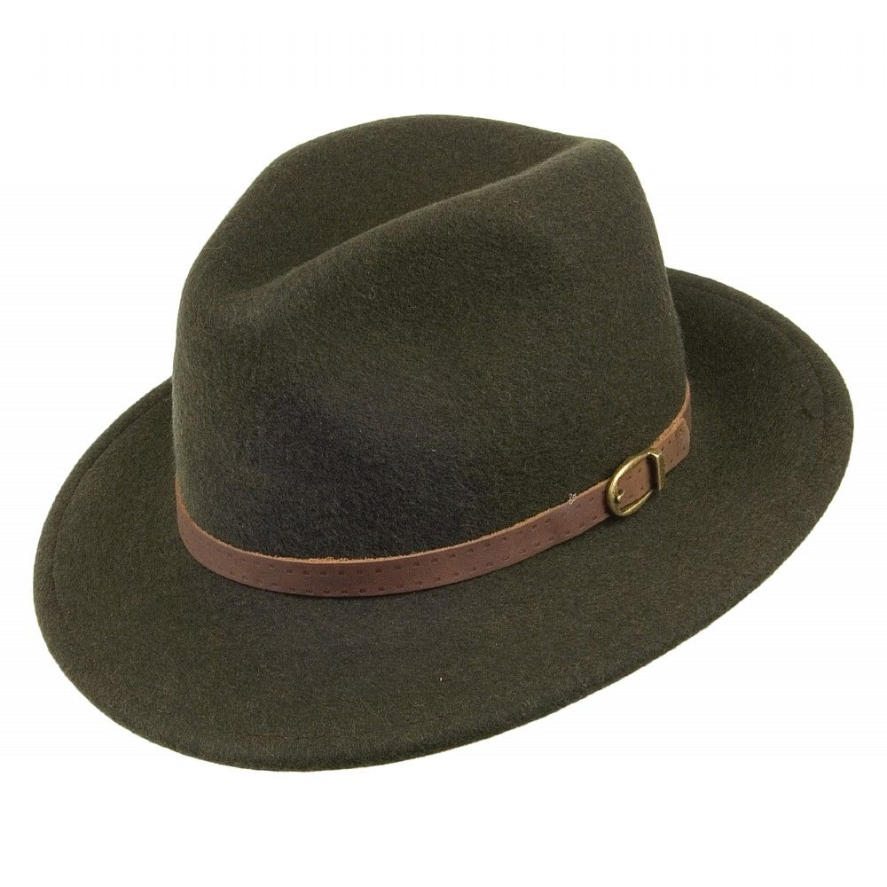 Adult Mens Adventurer Hat 1940/'s Jones Brown Fedora Costume Accessory
