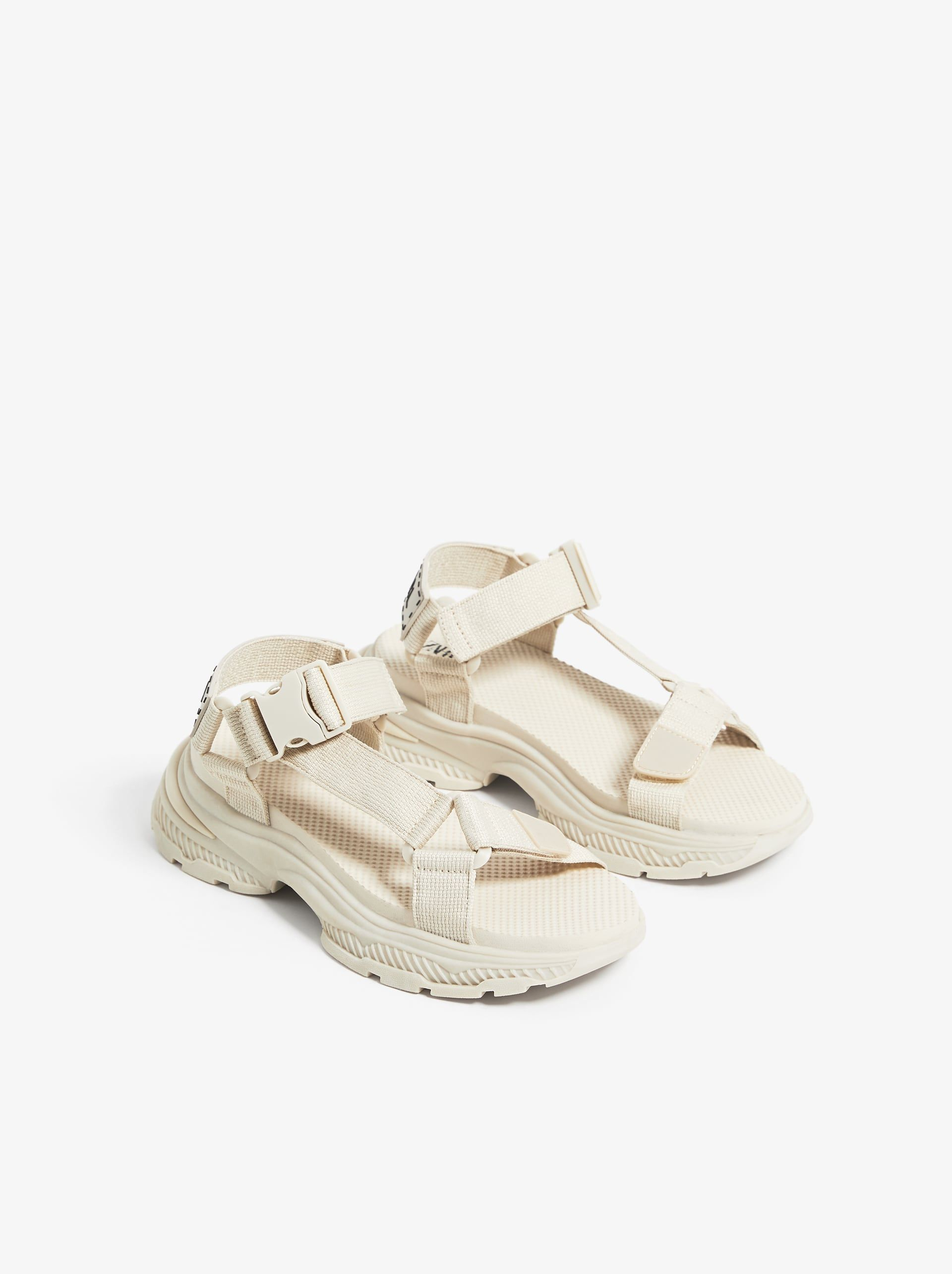 Technical Sandals View All Shoes Girl 5 14 Yrs Kids Zara United Kingdom Sandals Girls Shoes Girls Sandals