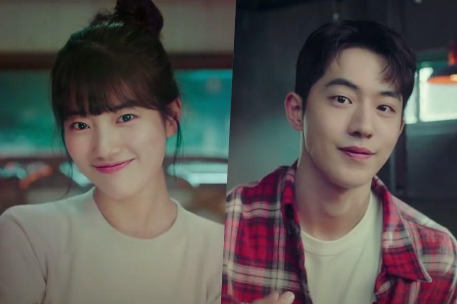 "Watch: Suzy And Nam Joo Hyuk Dream Big In Inspiring Teaser For ""Start-Up"""