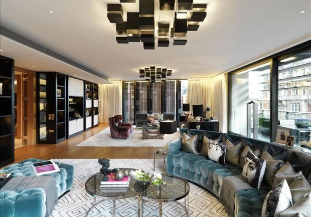 Candy Candy Interiors At One Hyde Park With Images Luxury
