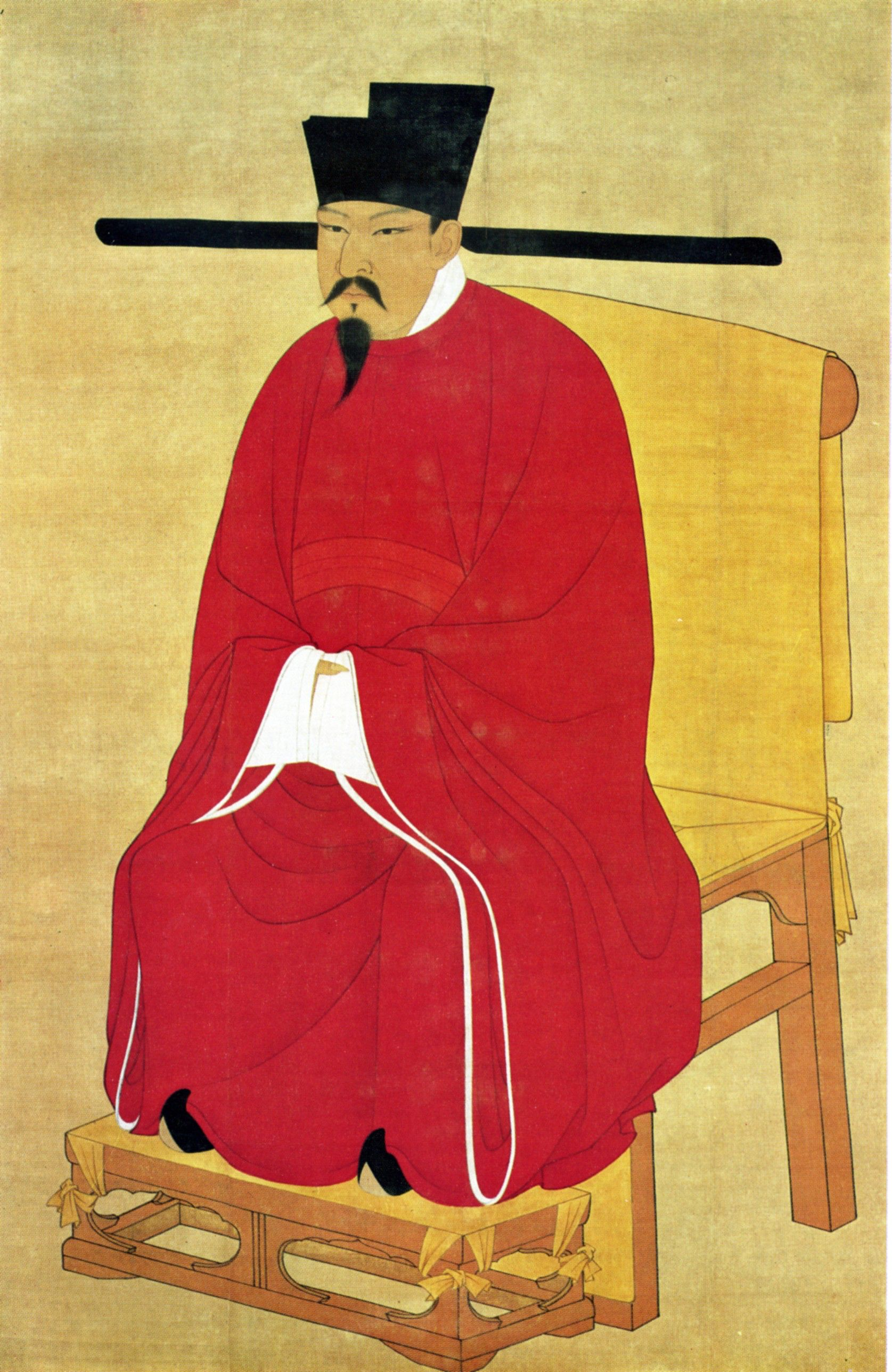 Shenzong Of Song Jpg History Painting Ancient Chinese Art Chinese Art