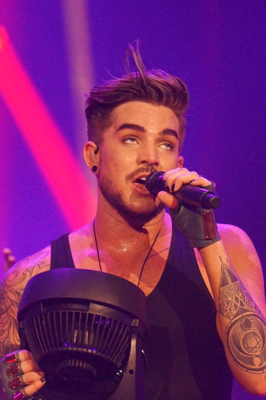 01/22/16 Adam Lamber Auckland, NZ TOH Tour