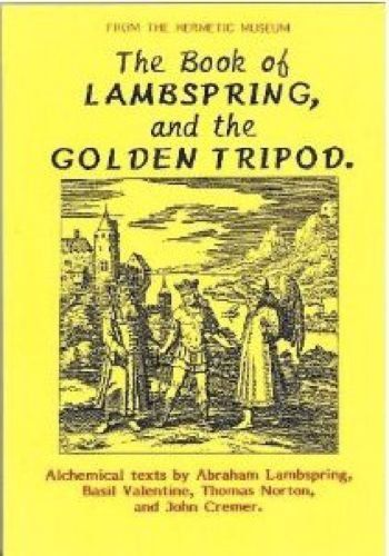 Book Of Lambspring And The Golden Tripod Alchemy The He Books Books To Buy Amazon Book Store