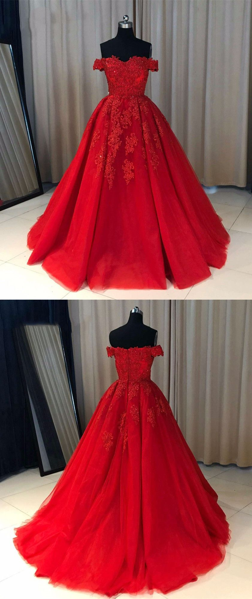 912c937976 elegant off shoulder prom party dresses with appliques, chic ball gowns for  sweet 16 prom.
