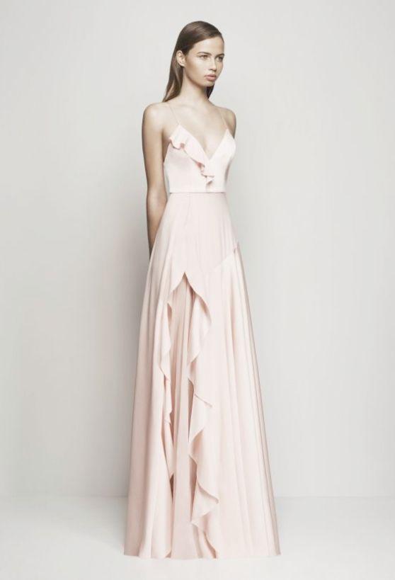 Evening Dress Adelaide Floor Length Dress Cutting Formal Dresses