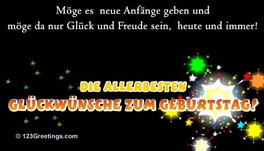 happy anniversary in german language