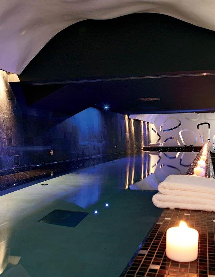 Kempinski Hotel Corvinus ( BUD, Hungary ) The Asian-accented spa has ...