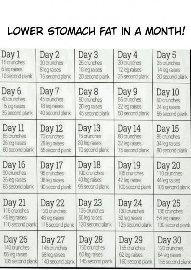 Month Workout Challenge, Month Workout, 30 Day