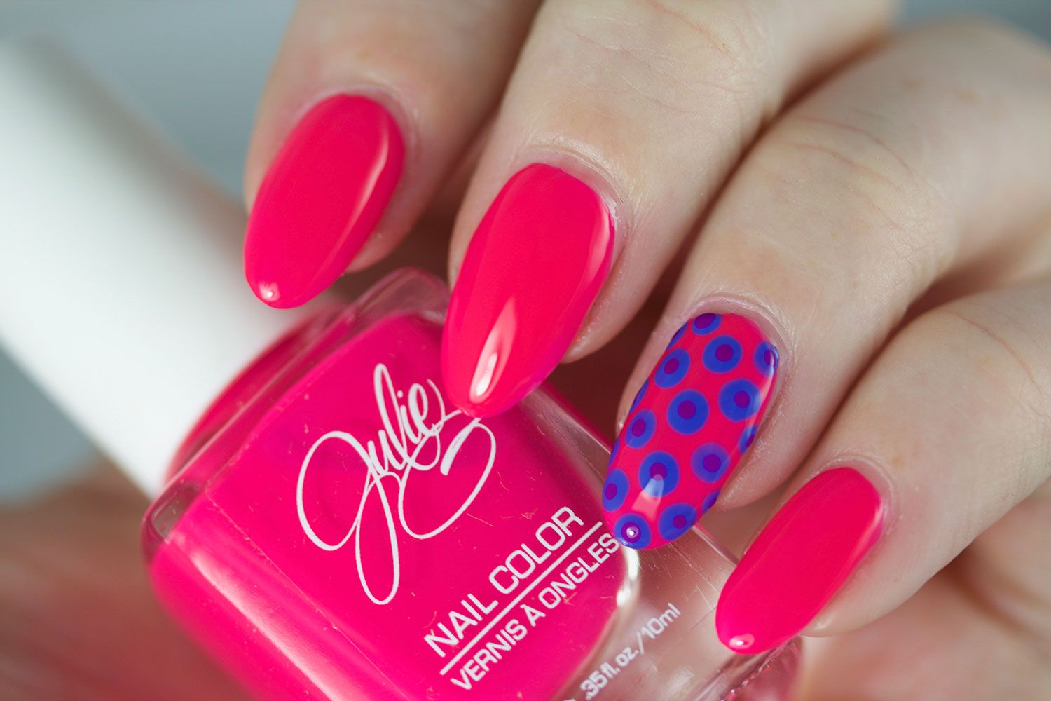 The Daily Nail: Jesse's Girl Julie G Spring 3-Pack - Set 3 Swatches