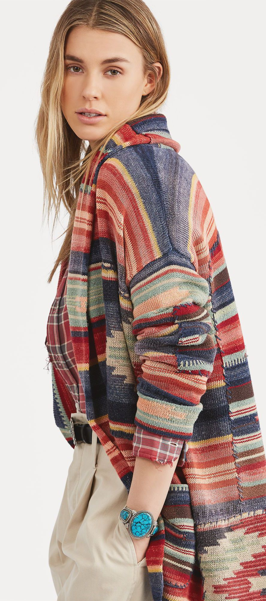 Ralph Lauren Sweater #ralphlauren | Western fashion