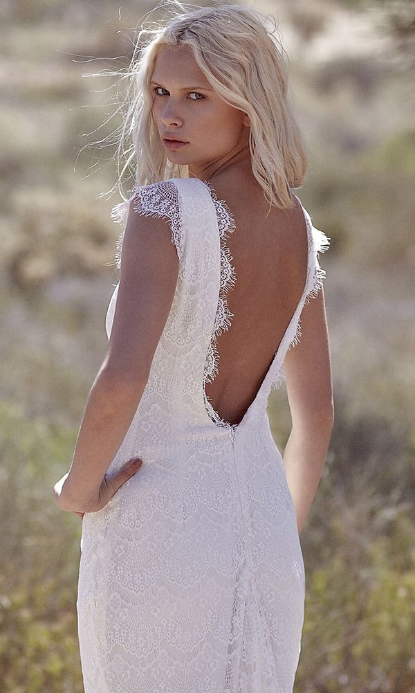 Sell Wedding Dress | Wedding dress backless, Vintage weddings and ...