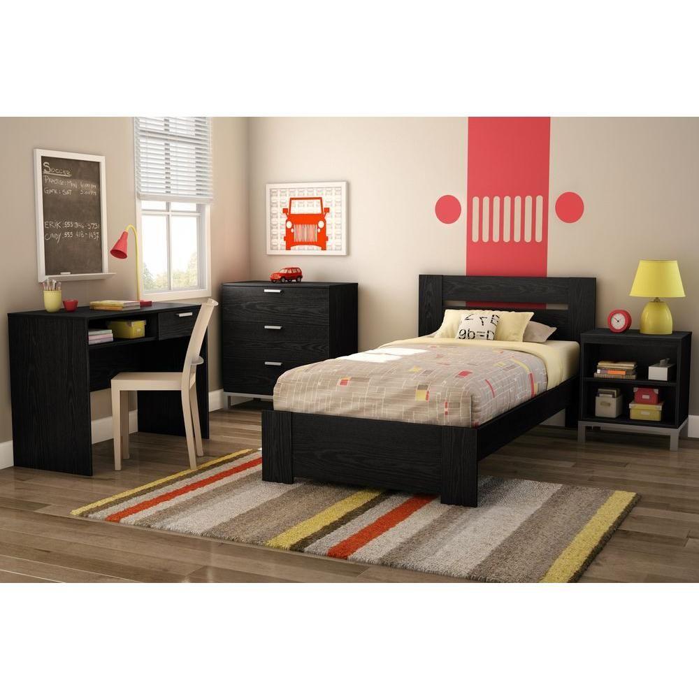 South Shore Flexible Twin Kids Bed 3347189 In 2020 Luxury