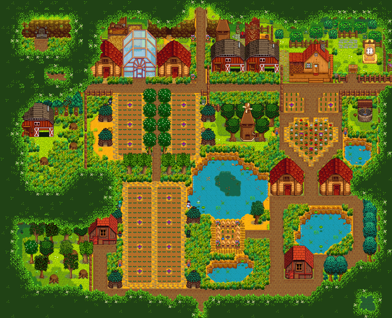 Click To Open Farm Gallery Game Stardew Valley Pinterest Farming Galleries And Stardew