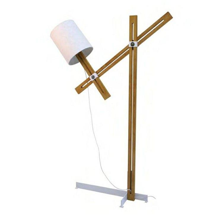 The Arc Lamp // Liam Mooney Furniture