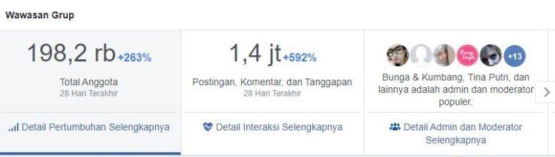 Jasa Sewa Grup Facebook Untuk Traffic Website Website Traffic Website Traffic