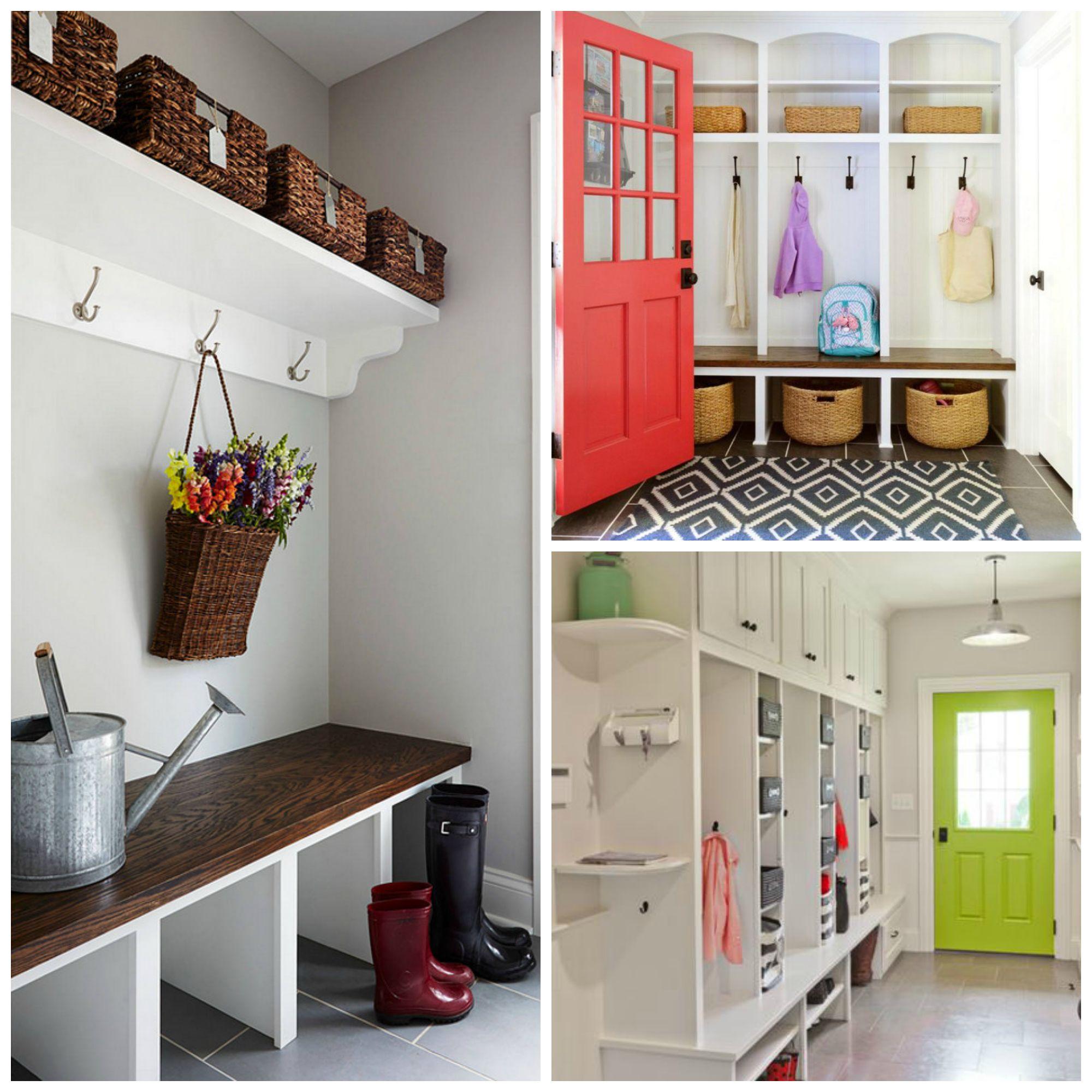 13 Mudroom Ideas To Keep Your Home Mess Free Mudroom Decor Mudroom Design Home