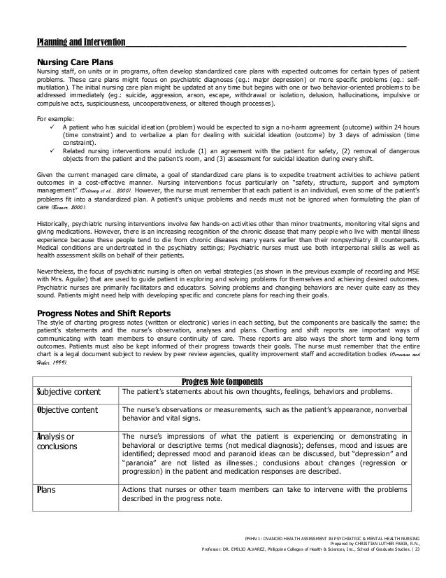 mental health diagnostic assessment tools health Pinterest - psych nurse resume