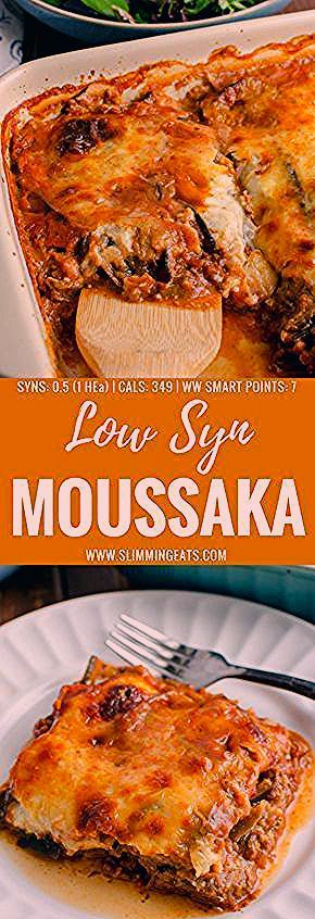 Delicious Slimming World Low Syn Moussaka - a light and healthier version of this Traditional Greek dish. Gluten Free, Slimming World and Weight Watchers friendly | www.slimmingeats.com #moussakagriechisch Delicious Slimming World Low Syn Moussaka - a light and healthier version of this Traditional Greek dish. Gluten Free, Slimming World and Weight Watchers friendly | www.slimmingeats.com #moussakagriechisch Delicious Slimming World Low Syn Moussaka - a light and healthier version of this Tradit #moussakagriechisch