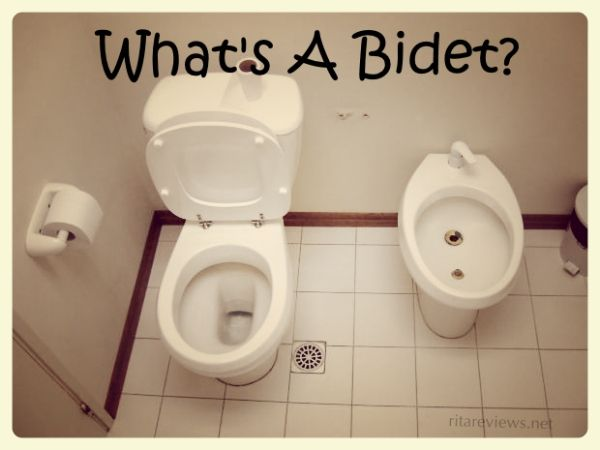What's a Bidet? LetsTalkBums If you can't afford to