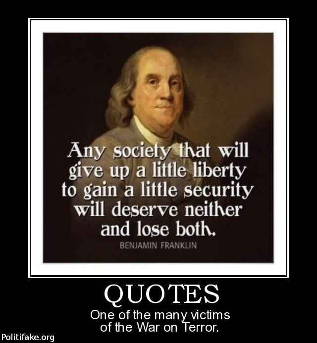 ben franklin freedom quote