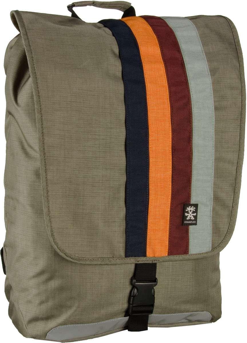 Decir Pericia Peatonal  Crumpler – Dinky Di Stripy Backpack L Dusty Khaki/Pumpkin Orange (innen:  Orange) - Crumpler Dinky Di Stripy Backpack … | Handtaschen günstig,  Handtaschen und Taschen