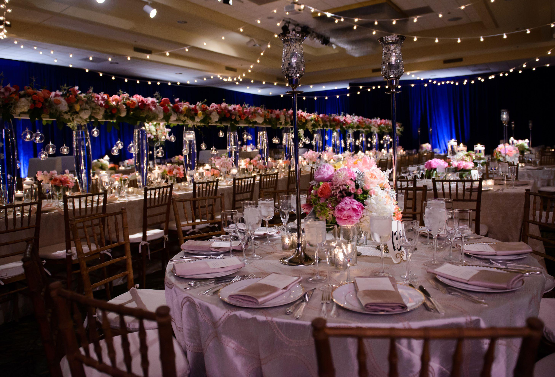 Turf Valley Wedding Grand Ballroom Cinematic Photography Resort Wedding Wedding Gallery Affordable Reception