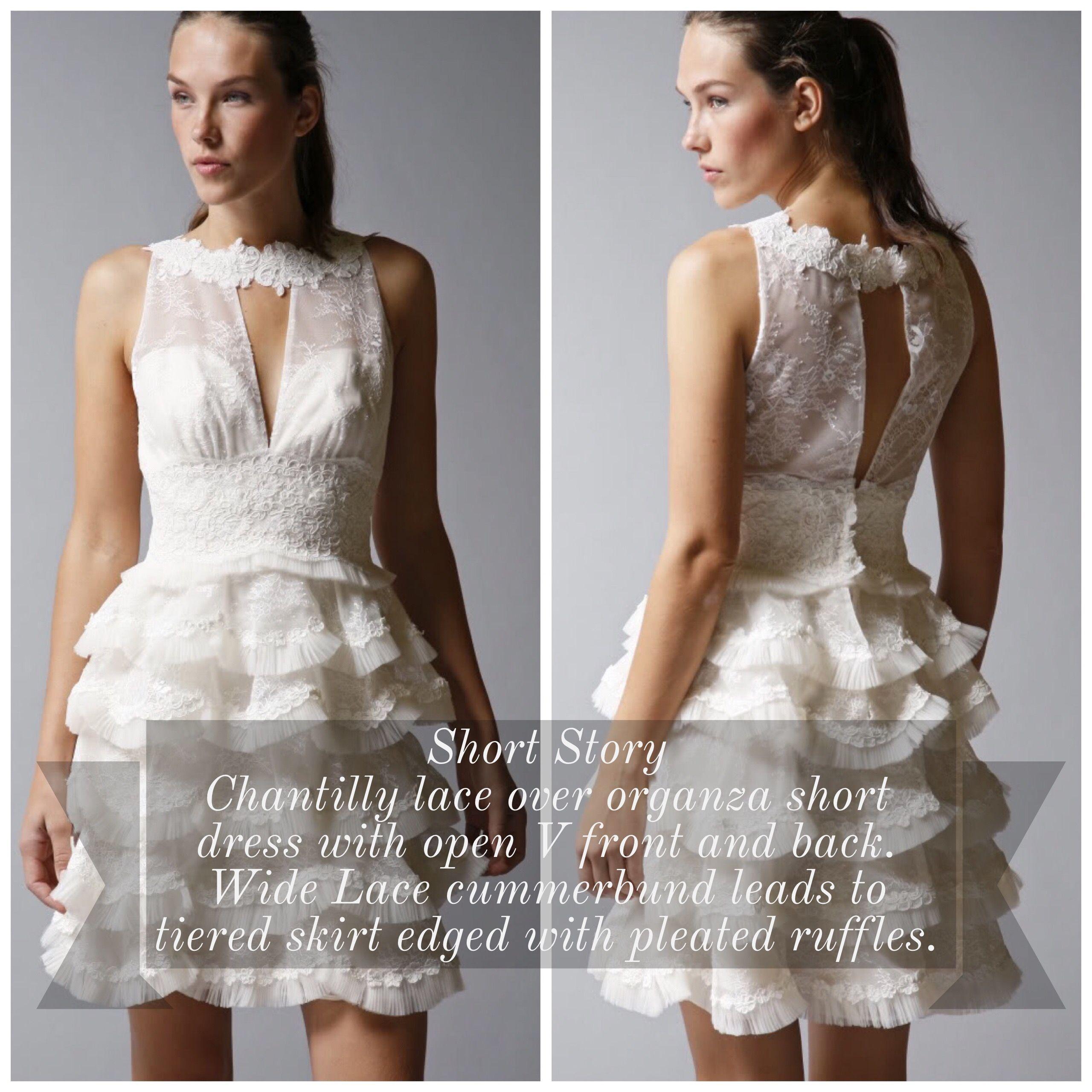 Shop our short story line short wedding dresses pinterest