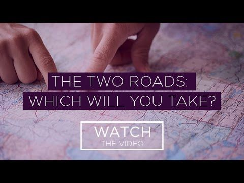 The Lord Gives Us A Choice Between Two Ways   uCatholic